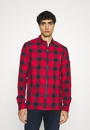 Overhemd - fire red
