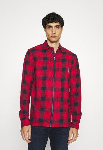 Camicia - fire red