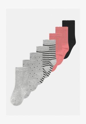 NKFDOT 8 PACK - Ponožky - grey