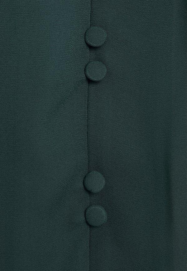 NAF NAF JOSEPHINE - Bluzka - dark epicea/zielony KGNC