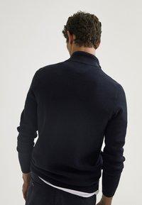 Massimo Dutti - Vest - dark blue - 2