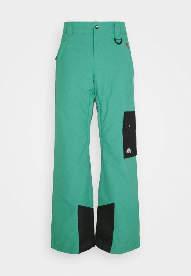 FRESH POW PANT  - Skibroek - green