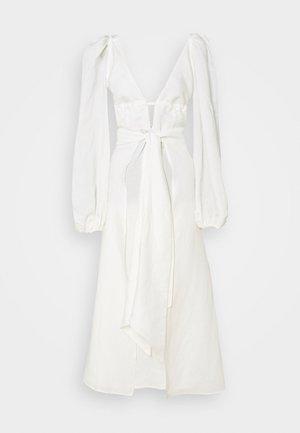 LARISSA DRESS - Maxi dress - off-white