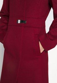HUGO - MILORA - Classic coat - open red - 6
