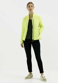 camel active - Winter jacket - lime - 1