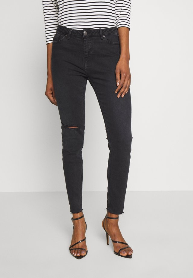 ROTOS - Jeans Skinny Fit - black