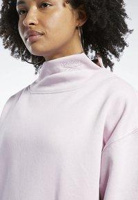 Reebok Classic - Fleece jumper - pink - 2