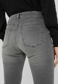 Esprit Collection - Bootcut jeans - grey medium wash - 5