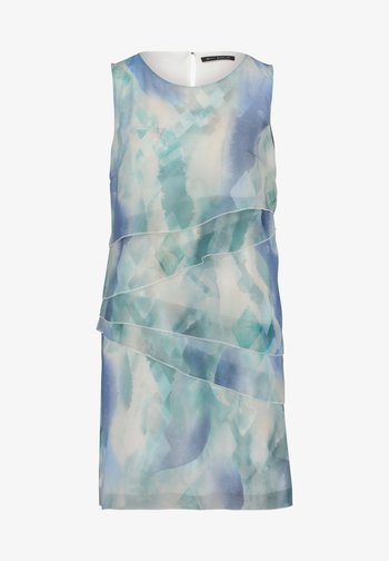 Day dress - blue/petrol