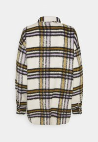 Noisy May - NMLULLA LONG SHACKET  - Short coat - sugar/tigers eye - 1