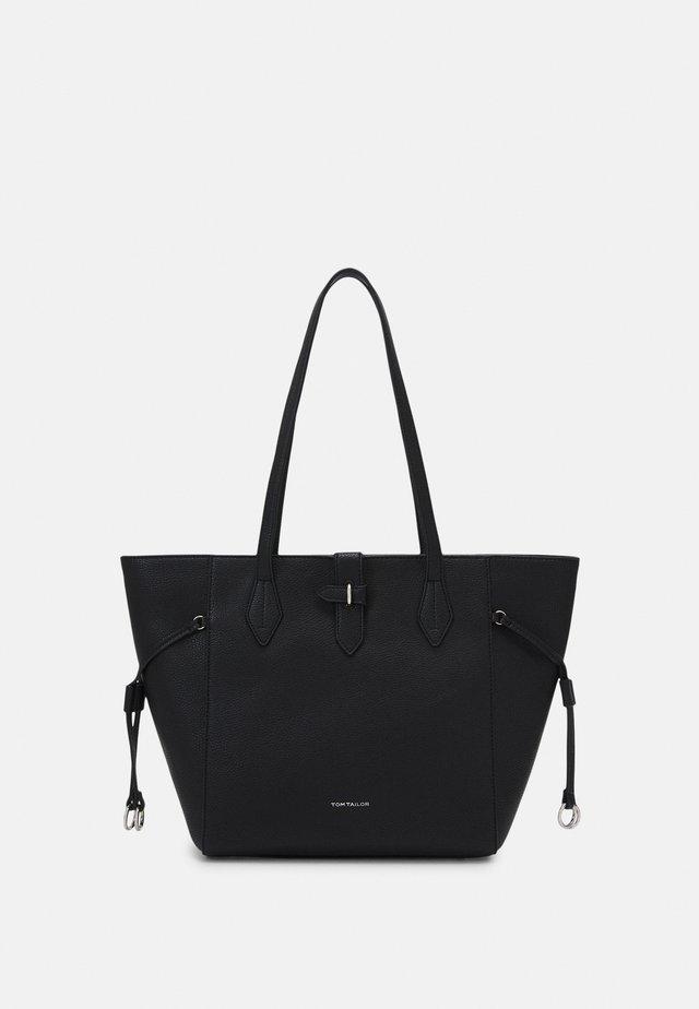 JASMIN - Handtasche - black