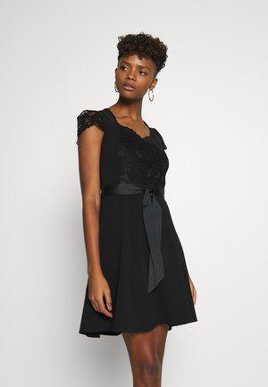 RSTAR - Day dress - noir