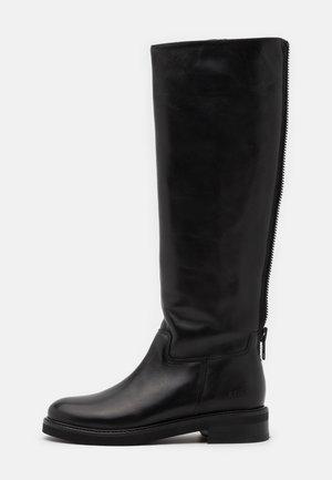 SARRAY ZIP - Boots - black