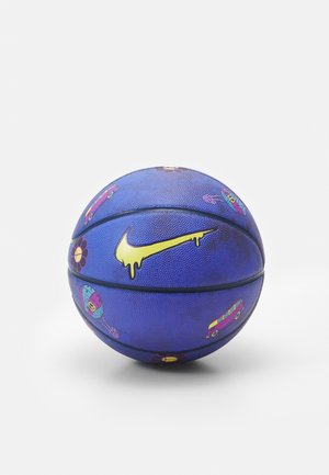 MIAMI CITIY EXPLORATION SERIES BASKETBALL - Basketbal - blue void/laser blue/vivid purple/speed yellow