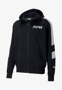 Puma - Zip-up hoodie - black - 3
