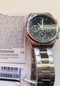 Maserati - QUARZ COMPETIZIONE 43MM - Chronograph watch - edelstahl - 5