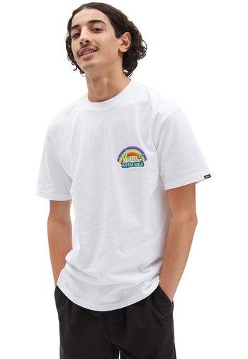 MN VANS X SPONGEBOB IMAGINAAATION SS - T-shirt med print - spongebob imaginaaation