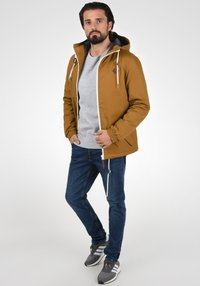 Solid - TILDEN - Light jacket - cinnamon - 1