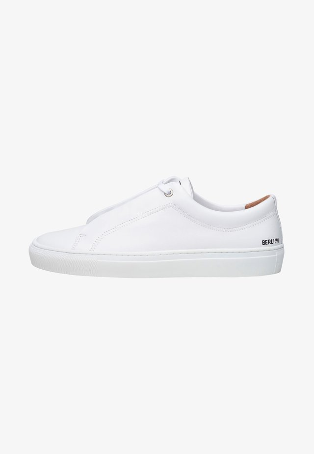 NO. 112 MS - Sneakers laag - white
