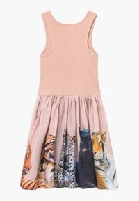 Molo - CASSANDRA - Žerzejové šaty - light pink/multi-coloured - 1