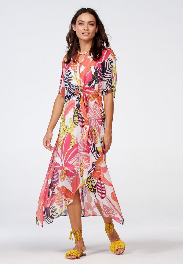 Maxi dress - multicolor