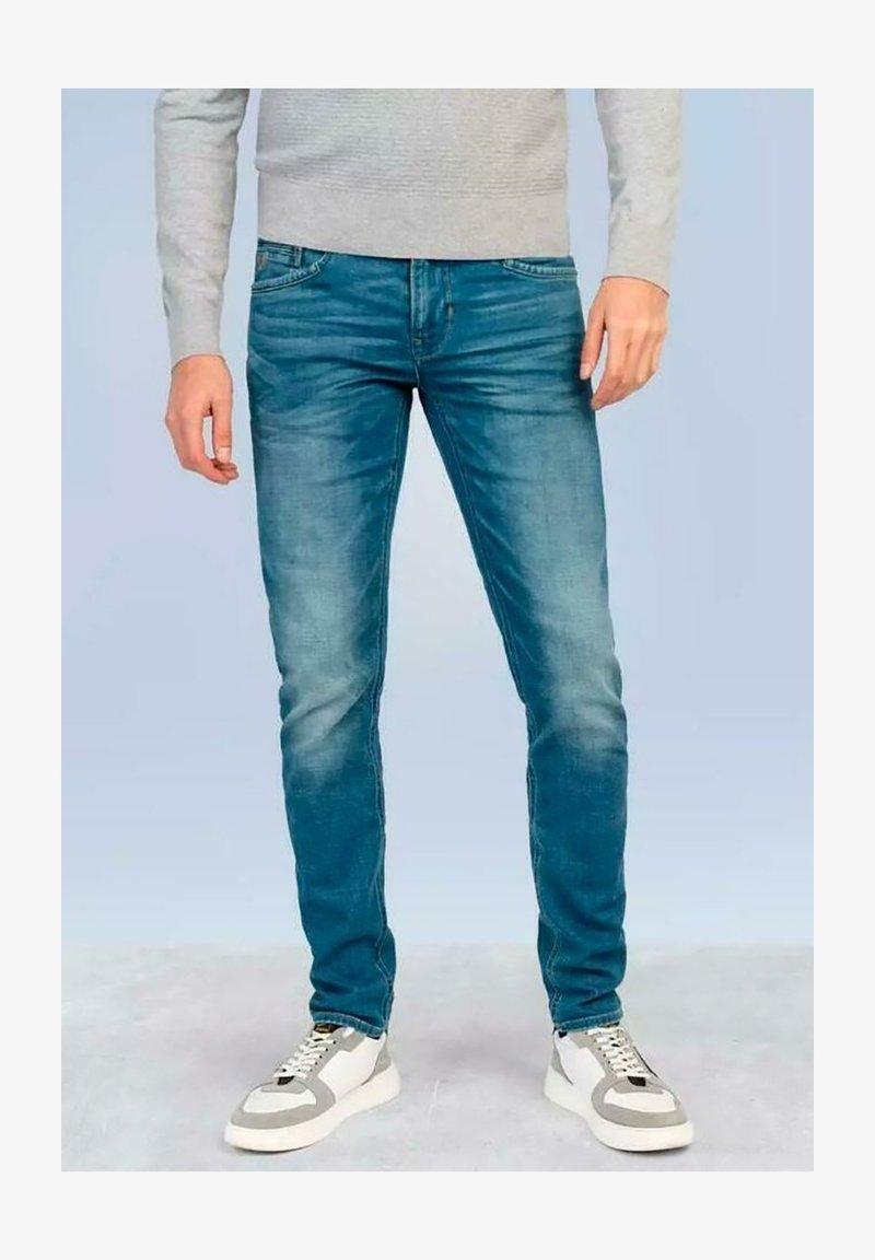 PME Legend - Slim fit jeans - soft mid blue