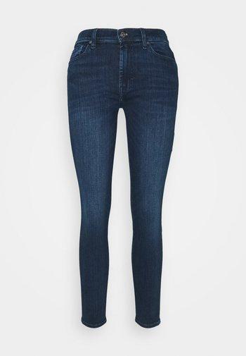 ILLUSION STARRY - Jeans Skinny Fit - dark blue