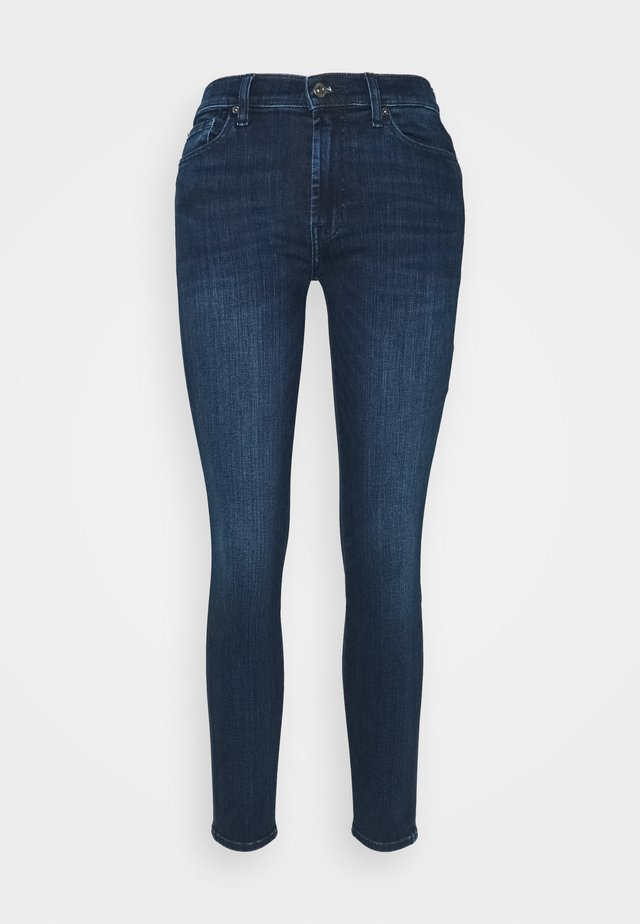 ILLUSION STARRY - Jeans Skinny - dark blue