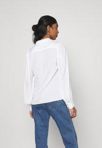 Morgan - OCHICHI - Button-down blouse - offwhite - 2