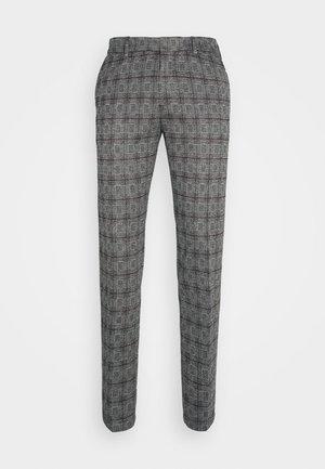 SIGHT - Oblekové kalhoty - grey