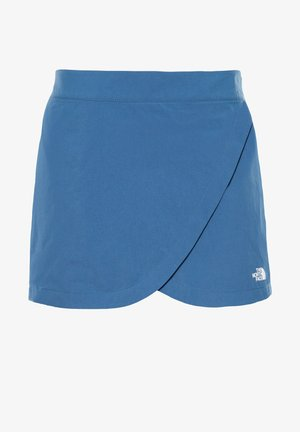 INLUX - A-line skirt - nachtblau