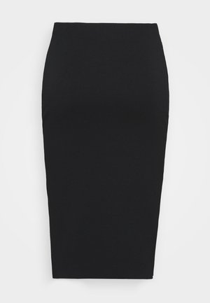 COMPACT SKIRT - Pencil skirt - black