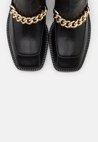 Jeffrey Campbell - PATRIK - Classic ankle boots - black - 5