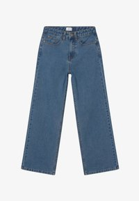 Grunt - WIDE LEG  - Jeans Relaxed Fit - authentic blue - 2