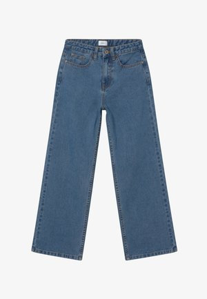 WIDE LEG  - Džíny Relaxed Fit - authentic blue