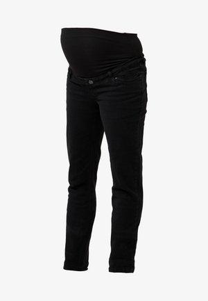 BOYFRIEND - Jeans Slim Fit - black
