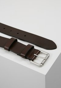 Polo Ralph Lauren - ROLLER BUCKLE BELT - Belt business - brown - 2