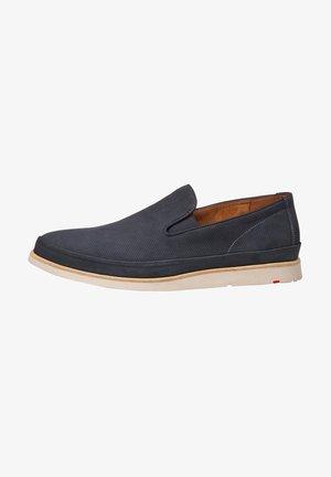 Scarpe senza lacci - blau