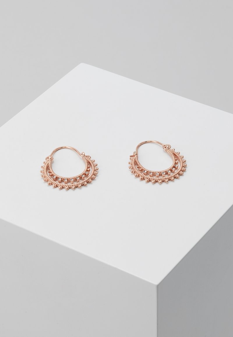 Pilgrim - EARRINGS SIGNE - Earrings - rose gold-coloured
