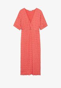 Mango - SPRING-H - Day dress - pink - 6