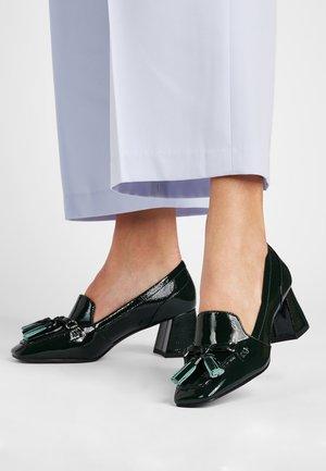 MACKENSIE  - Classic heels - dunkelgrün