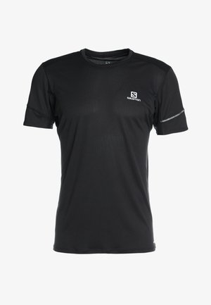 AGILE TEE - T-shirt basic - black