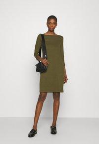 GAP - SHIFT - Day dress - olive - 1