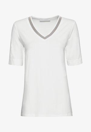 EDIRA - Basic T-shirt - white