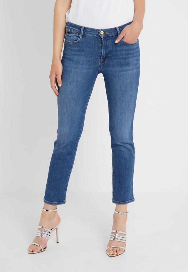 LE HIGH  - Jeans straight leg - bestia