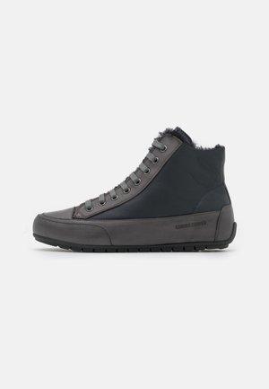 PLUSMONT - Zapatillas altas - navy