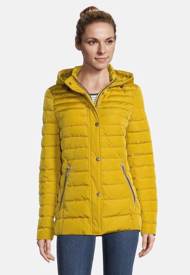Gil Bret - Winter jacket - mustard gold