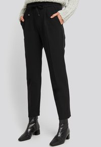 NA-KD - Trousers - black - 0