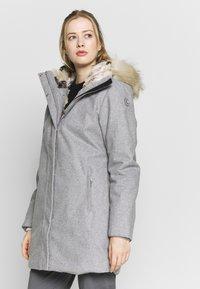 Luhta - ISOKURIKKA  - Winter coat - light grey - 0