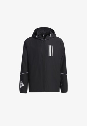 ADIDAS W.N.D. JACKET - Training jacket - black